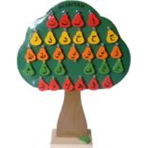 AP 09.03 Pohon hijaiyah