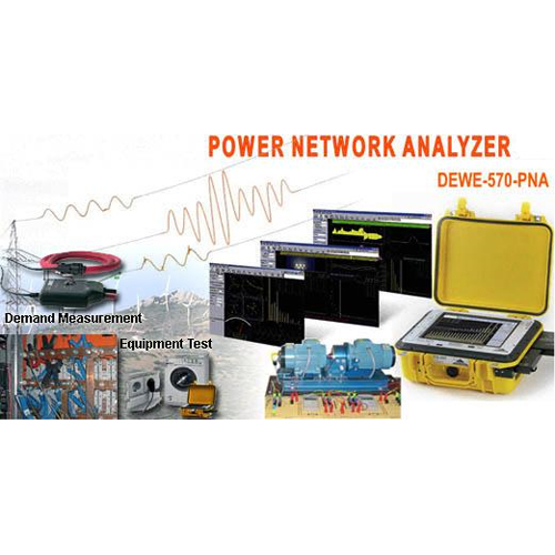 Electrical Network Analyzer : Power network analyzer